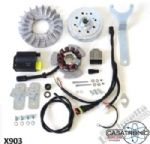Casa Ducati 12V electronic ignition kit - RACE