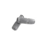 Handlebar Grip Set Series 3 LI, SX, TV Grey