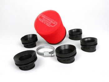 Air Filter Marchald red 6.5cm high performance